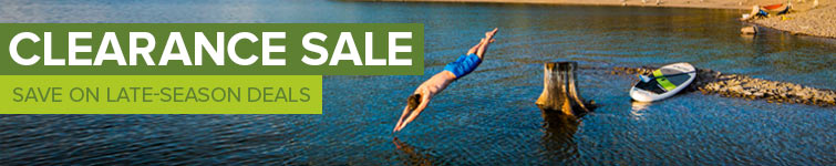 Great adventures lie ahead. NRS Clearance Sale: Gear up now and save.