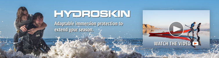 HydroSkin: Adaptable immersion protection to extend your season.