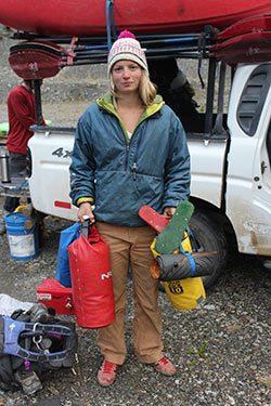 Packing for International Paddling: Ready to go!
