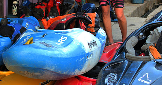 International Packing: Boating Gear