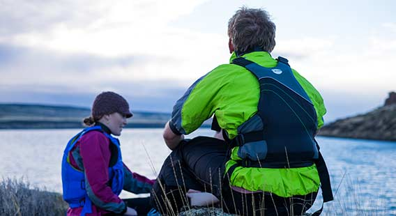 Life Jacket Fiction and Fact: wear your PFD