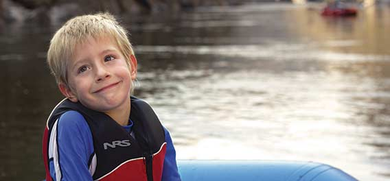 Life Jacket Fiction and Fact: find the right fit for your child