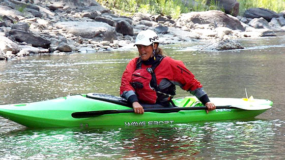 The Kayaker's Pledge: Improving Your Kayak Roll
