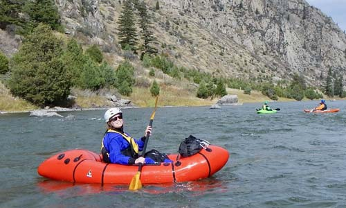Bozeman: Paddling, Fishing and Food Under the Big Sky