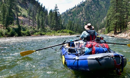 Making Friends: A Crash Course on the Middle Fork