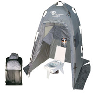 Pett Toilet System Kit with Shelter