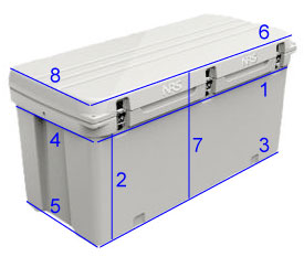 Big Sky Cooler - 175qt